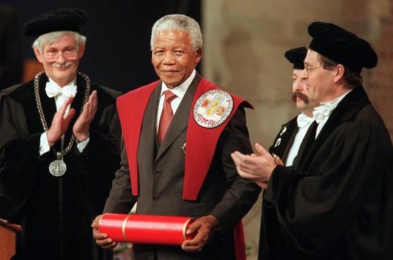 Leidse straatnaam voor Nelson Mandela