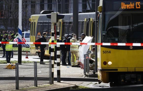 Vermoedelijke dader schietpartij Utrecht aangehouden [update]