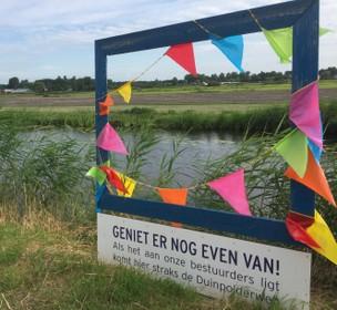 Hillegom: 'Duinpolderweg in een complete impasse'