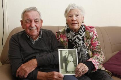 Diamanten echtpaar Borgstein nog altijd blij met elkaar: 'Wij kibbelen heus weleens'