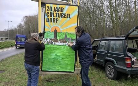 'We zijn met z'n allen Cultureel Dorp'