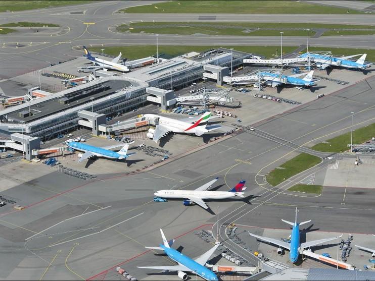 Schiphol boekt lagere winst, ook in 2017
