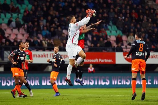 Zwaar letsel FC Volendam in 'De Bloedkuul'