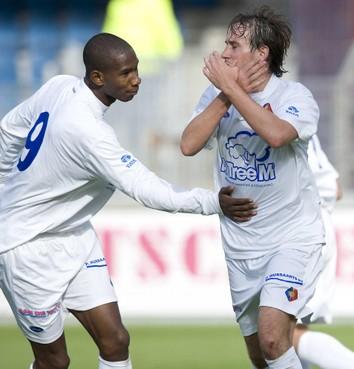 Glynor Plet over debuut bij Telstar in 2008: 'Mijn teamgenoot werd helemaal gek van me'