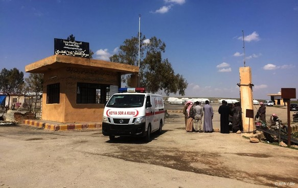 Geen Nederlandse IS-strijders in Ain Issa