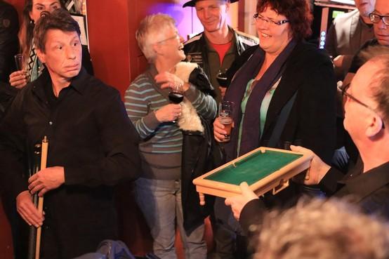 Haarlemse kroegen fungeren als theaterpodium