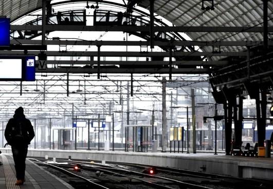 Treinverkeer verstoord tussen Alkmaar en Uitgeest