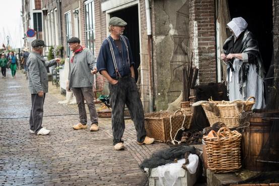 Historie herleeft in binnenstad Monnickendam