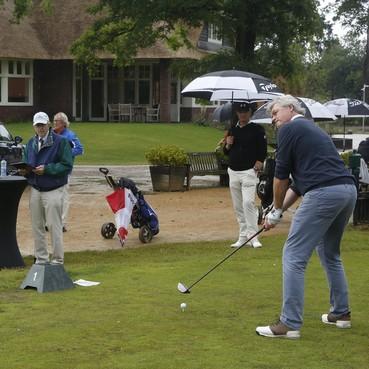 Ruim baan voor 50-plussers op de Hilversumsche Golf Club