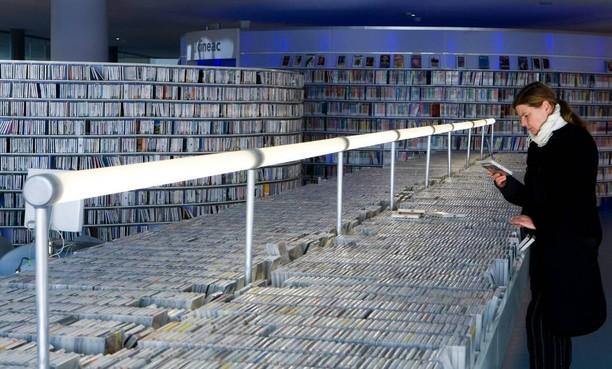 Duizenden cd's extra in collectie bibliotheken