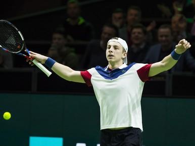 Venneper Griekspoor naar finale challengertoernooi