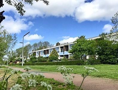 Huurders van duplexhuizen aan Schoenerstraat vormen front tegen Woningstichting dat hun huizen wil slopen