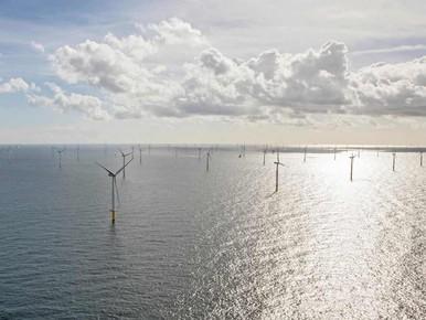 Kabinet wijst drie nieuwe gebieden voor windparken in de Noordzee aan