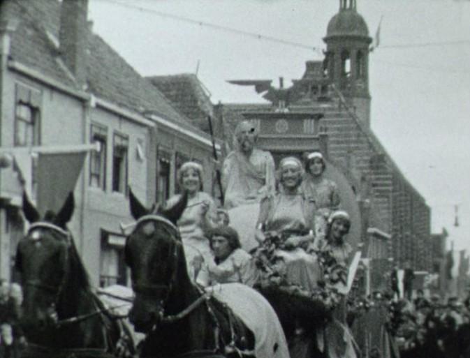 Bewegend Verleden in de bioscoop: historische films Alkmaar en omgeving tussen 1920 en 1970