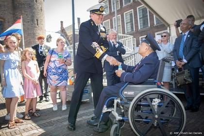 Veteranendag: spektakel en eerbetoon in één