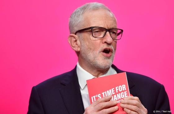 Corbyn blijft 'neutraal' bij nieuw referendum