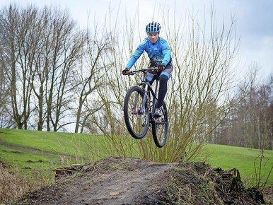 ATB-parcours op losse schroeven