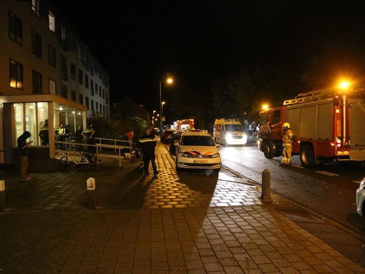 Bewoners komen met de schrik vrij bij brand in zorginstelling Den Helder