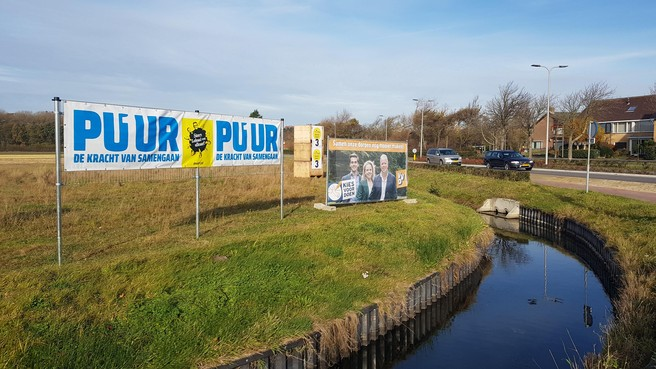 Noordwijk, Noordwijkerhout en De Zilk naar de stembus [update]