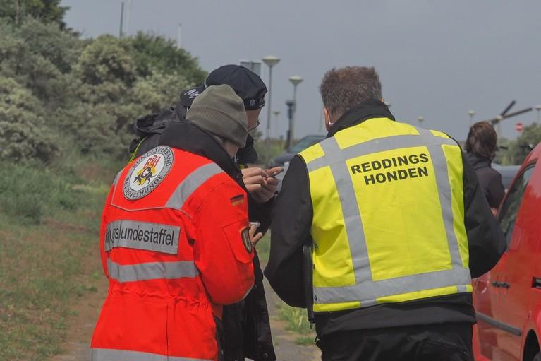 Reddingshonden ingezet bij zoektocht in IJmuiden naar vermiste vrouw uit Beverwijk