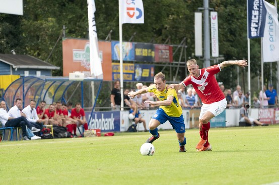 FC Lisse trapt in Friese val en is nog puntloos [video]