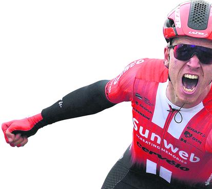 Tour de Bol: 'Ik heb de tijdrit op het gemakje gedaan'