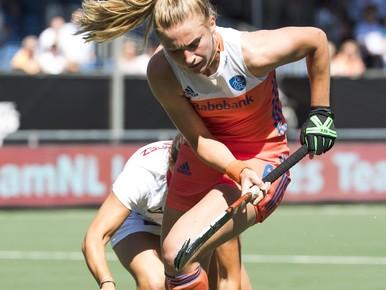 Laurien Leurink (Laren) in Oranje voor WK hockey