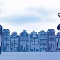 Afbeelding uit de app Rainbow Refugees NL
