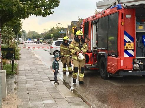 Verontwaardiging in Hoogkarspel: 'Wie laat er nou een explosief liggen?'