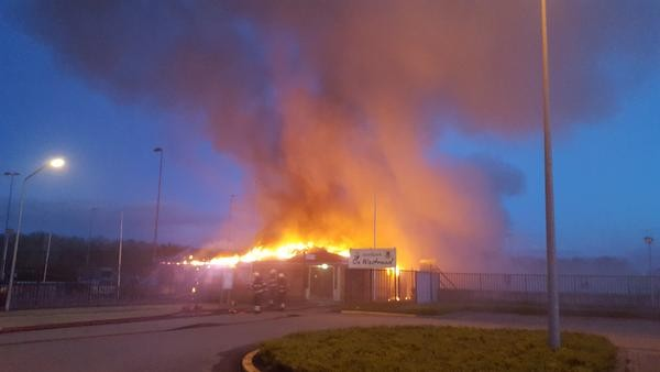 Brand Wervershoof: 'Vooruitgang vergt wilskracht'