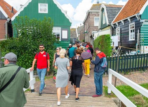 Advies aan gemeenten: Toerisme in goede banen gaan leiden