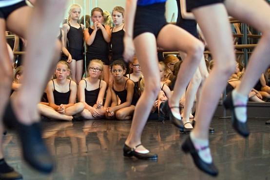 Duizend kostuums in eindvoorstelling Danceworks Velsen