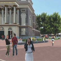 Impressie toekomstige Haarlemmerstraat