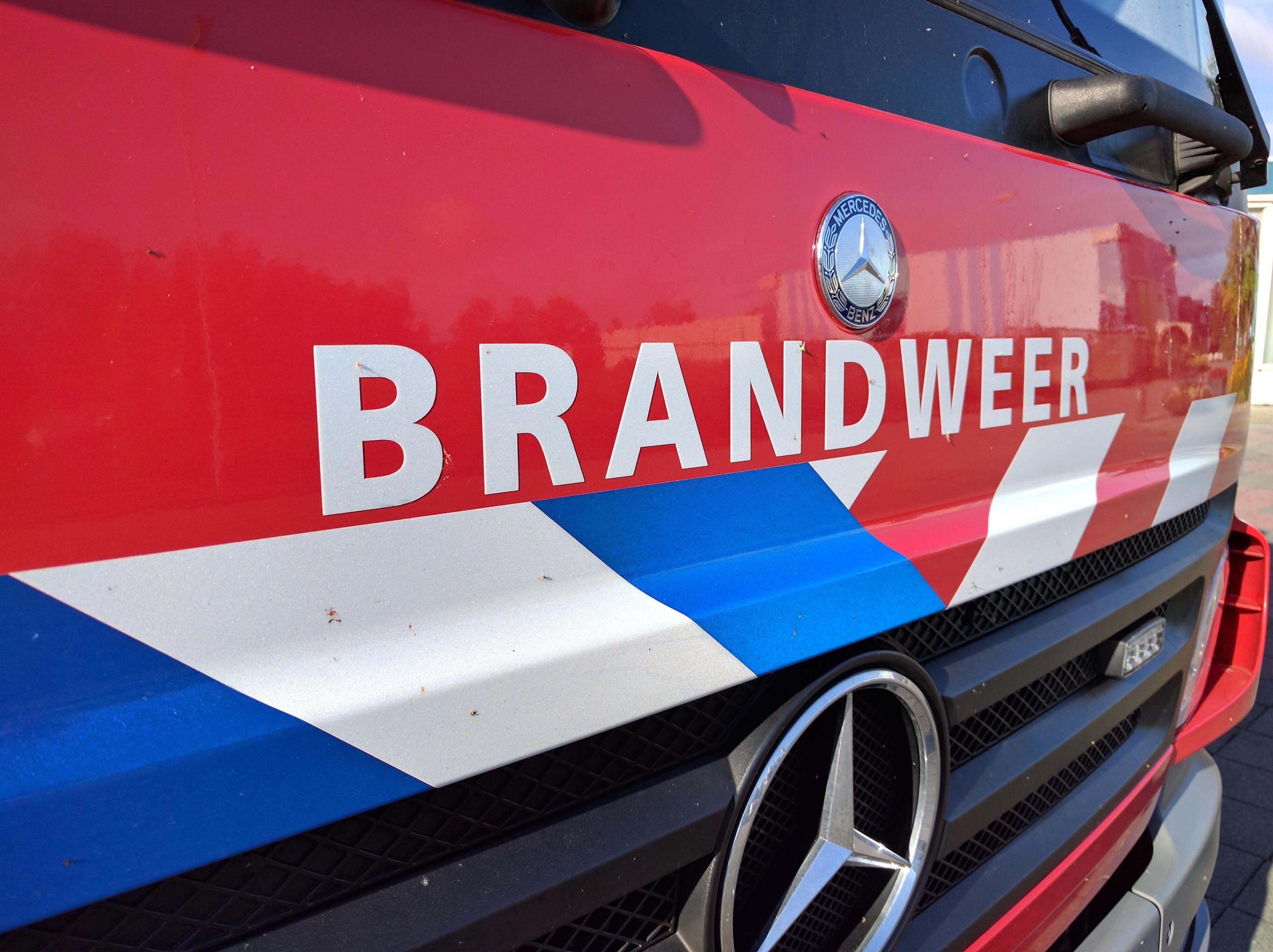 Nederhorst den Berg opgeschrikt door brand in chalet - Noordhollands Dagblad