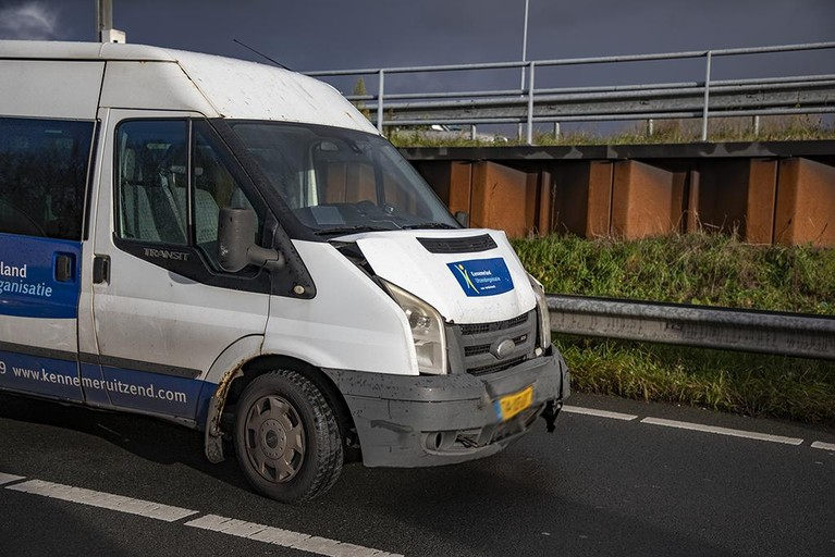 Meerdere ongevallen op A9 zorgen voor overlast