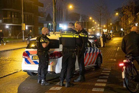 Nog altijd op zoek naar vuurwapen na dreiging op Larenseweg in Hilversum