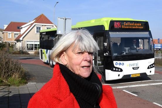 'Voor meer lijnbussen op platteland heeft provincie geld zat'