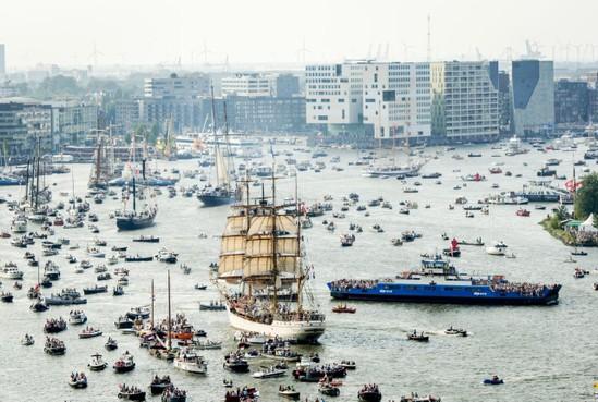 Zaanstad wil meedoen aan Sail 2020