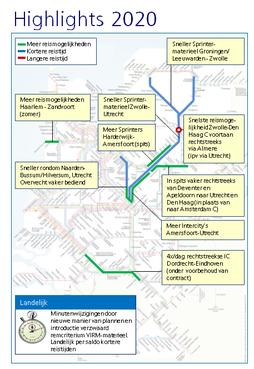 NS: meer treinen naar Zandvoort en uitbreiding Thalys