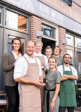 Het Kook Atelier uit Den Burg zit in Top5 'Beste nieuwkomer' van Nederland
