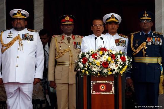 President Sri Lanka tekent doodvonnissen