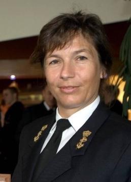Eerste vrouw vlagofficier bij marine
