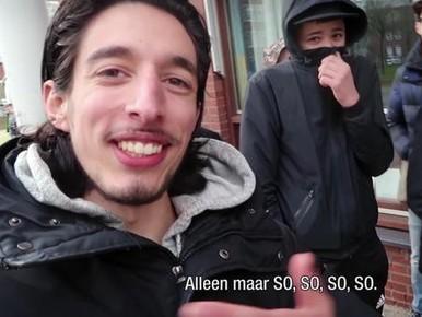Ismail Ilgun filmt Achter Buurten