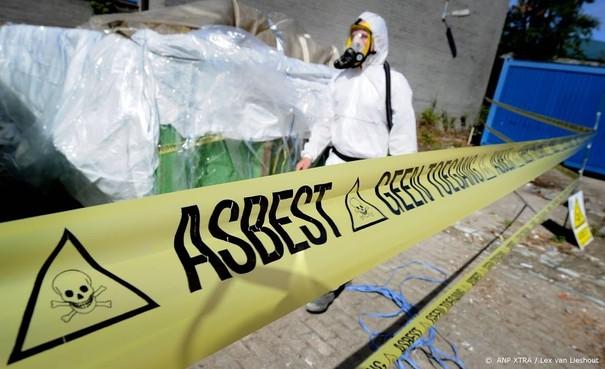 'Onderzoek daling sterftes bij asbestverbod'