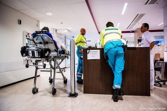 Ziekenhuizen druk met vuurwerkslachtoffers