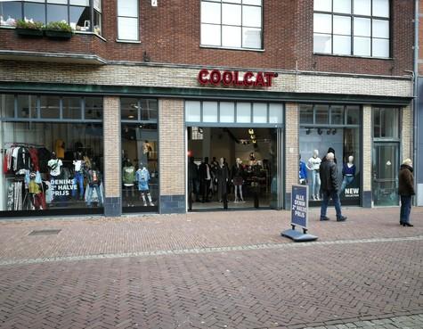 Doek valt alsnog voor winkels CoolCat