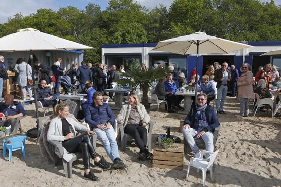 Veel steun voor petitie: 'Blaricum Beach voorziet in grote behoefte'