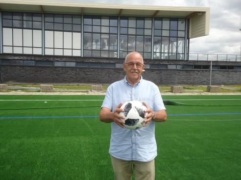 Clubman Cees de Rooij nieuwe voorzitter Zoeterwoudse voetbalvereniging Meerburg