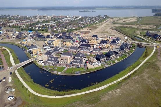 Forse bevolkingsgroei Blaricum, daling in Huizen