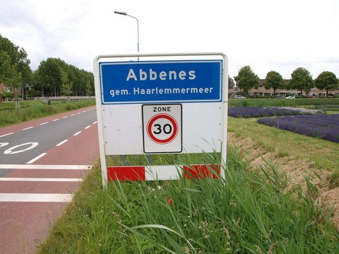 'Duinpolderweg is ramp voor Abbenes'